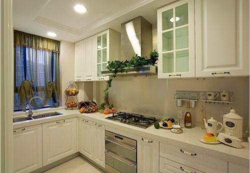 简约风格厨房效果图