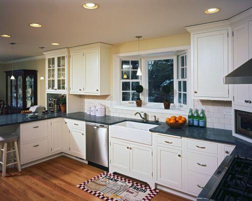 美式厨房风格效果图