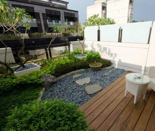 豪华小花园设计