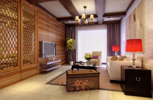 时尚的客厅设计