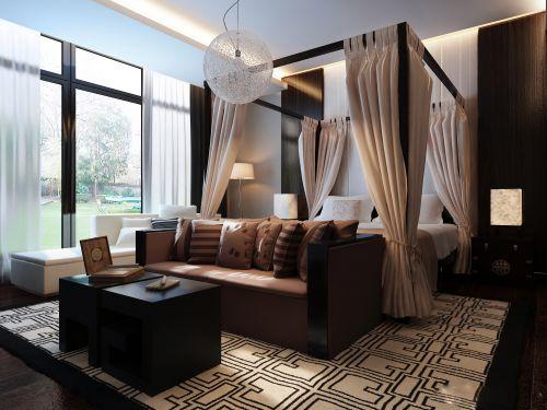创意卧室和客厅设计
