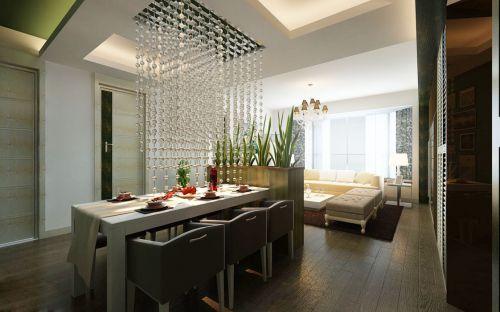 现代优雅的餐厅装修