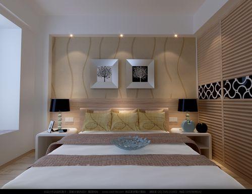 简约的卧室装潢