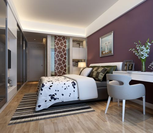 小户型婚房卧室装修全攻略