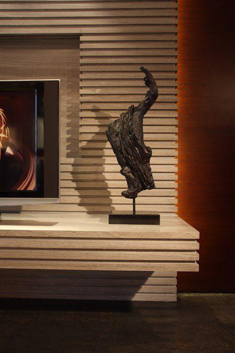 美式电视背景墙装饰