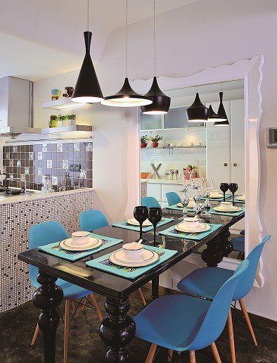西班牙风情小餐厅装修效果图