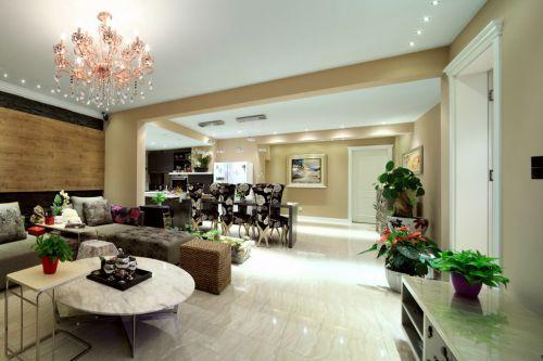 时尚混搭的客厅装潢