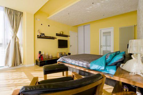 简约式卧室装修榻榻米设计