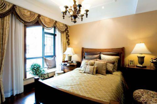 美式儿童卧室装修设计