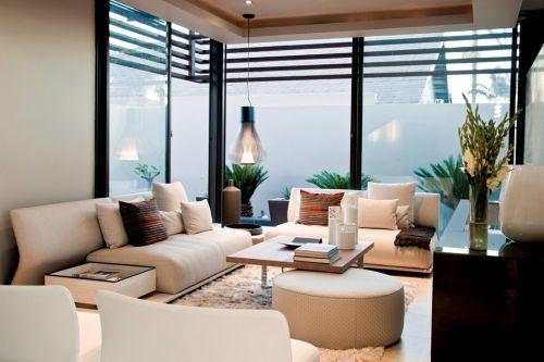 简约舒适客厅装修设计