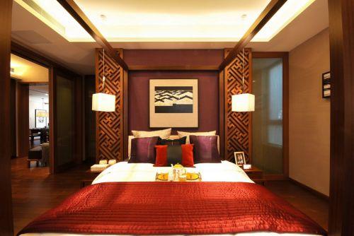舒适豪华的卧室装修