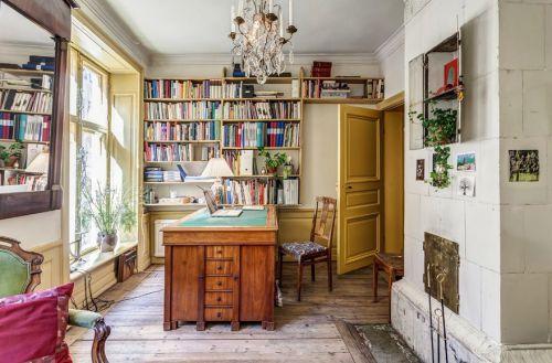 美式书房家具图片赏析