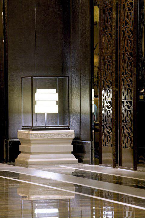 白色简约客厅饰物装潢
