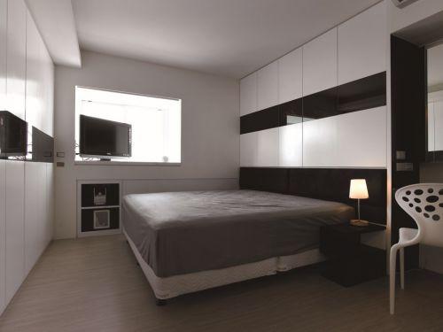 极致简约卧室装修设计