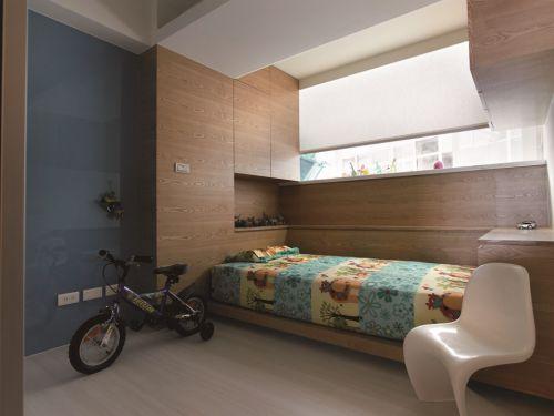 木制家具儿童房设计