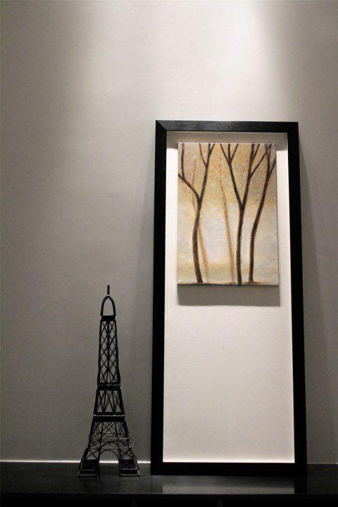现代简约客厅装饰效果图