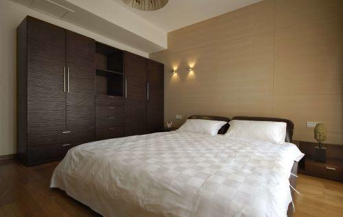 现代简约卧室装饰装潢效果图