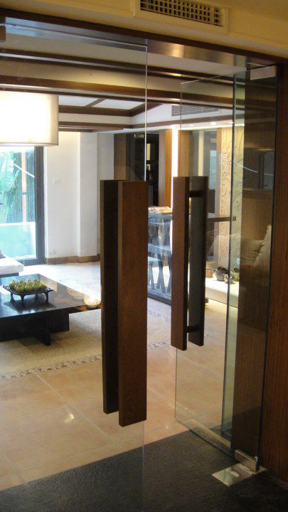 新中式风格门窗设计