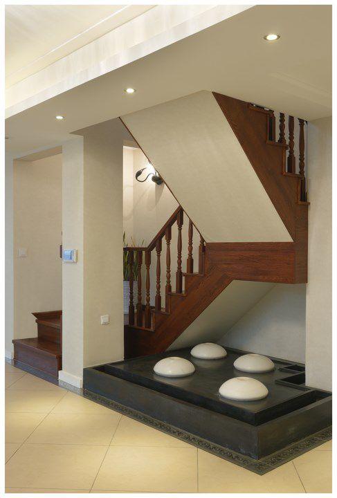 古典风格室内楼梯设计