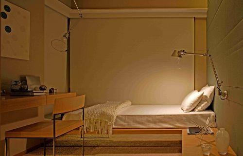 日式风格卧室榻榻米装饰效果图