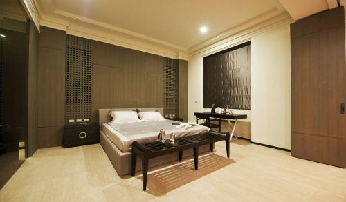 日式风格卧室设计效果图
