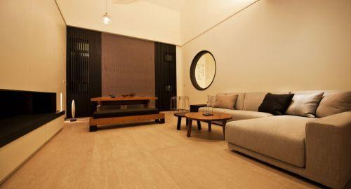 日式装修风格客厅设计