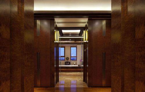 中式风格别墅走廊装修