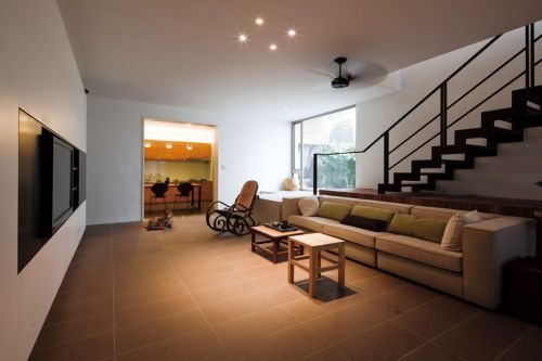 新中式风格室内设计效果图