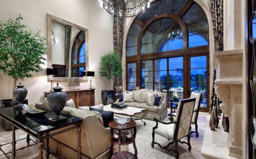 美式别墅风格室内装修设计