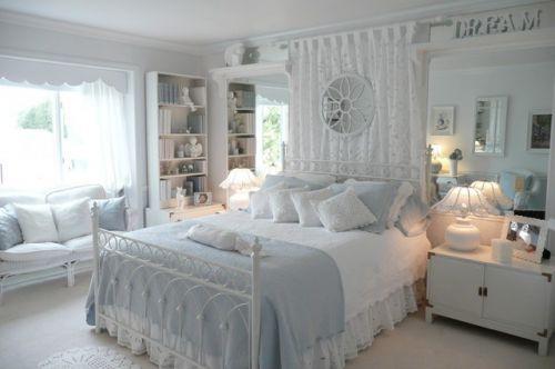 欧式卧房装修风格