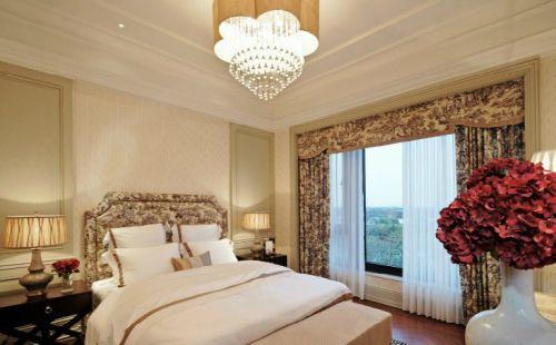 欧式卧室吊顶装修设计