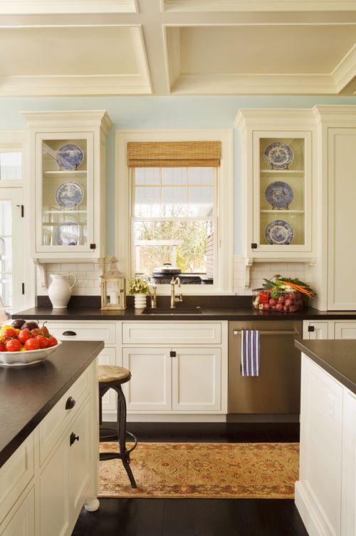 混搭风格美图三室一厅地中海厨房美图