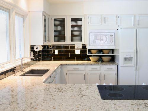 时尚现代风格厨房橱柜效果图赏析