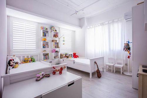 2016简约风格儿童房设计案例