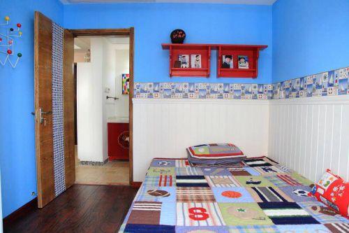 时尚中式儿童房装修