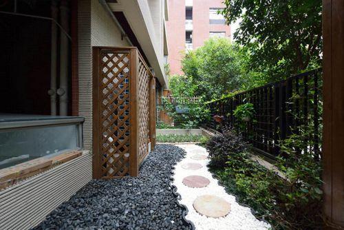 绿色现代风格花园设计赏析