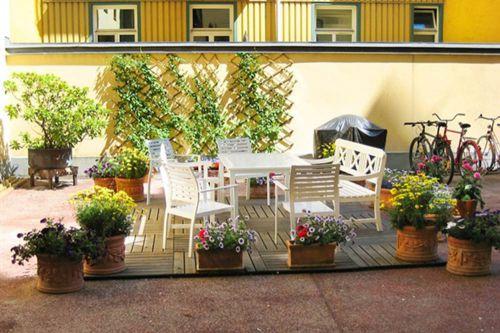 清新自然欧式花园设计欣赏