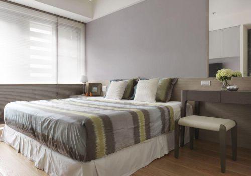 简约风格内敛气质卧室装修案例欣赏