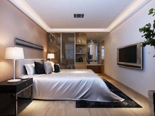 简约卧室装修案例设计