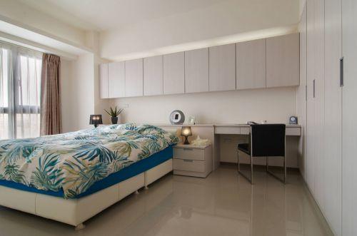 白色简约风格舒适温馨卧室赏析