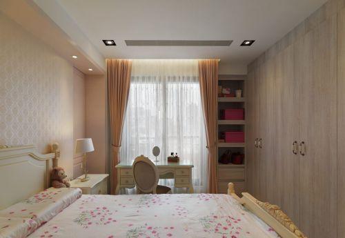 休闲简约风格卧室装修设计