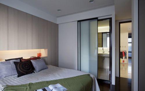 2015简约卧室装修案例欣赏