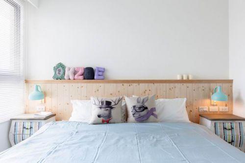 2016简约质朴卧室装修设计