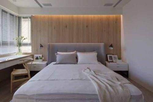 2015简约卧室装修设计