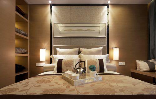 简约风格舒适卧室2016装修案例