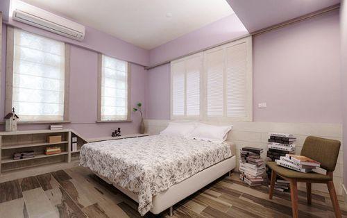 清新简约风格卧室设计