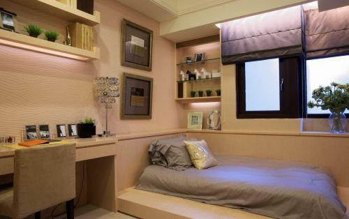 2015简约卧室装修案例