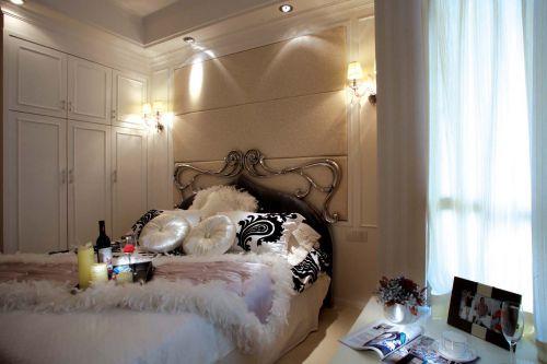 2016简欧奢华卧室装修设计图