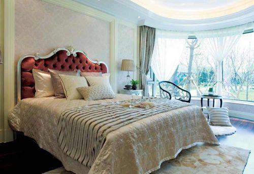 简欧时尚卧室装修设计欣赏