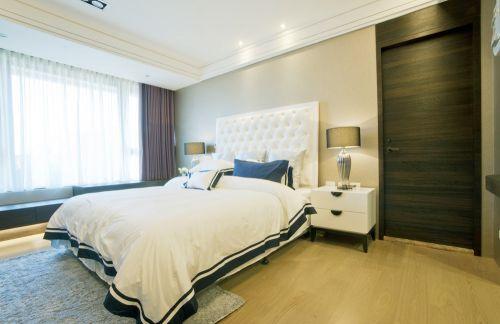 简欧风格卧室装饰设计图片